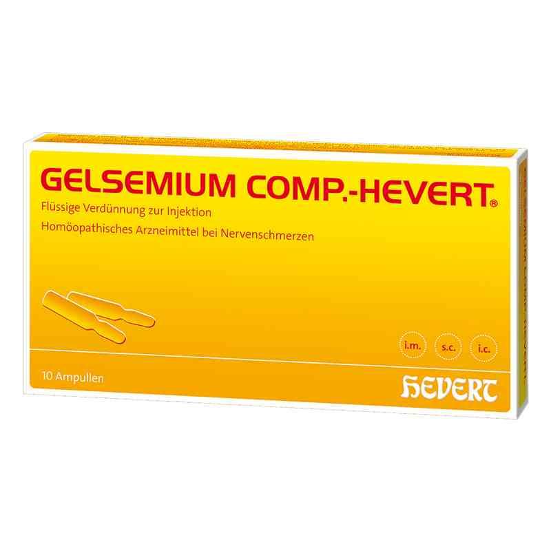 Gelsemium Comp. Hevert Ampullen  bei versandapo.de bestellen