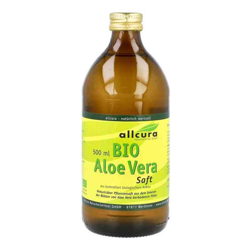 Aloe Vera Saft Bio  bei versandapo.de bestellen