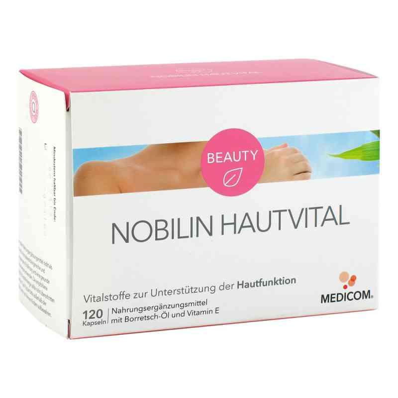 Nobilin Hautvital Kapseln  bei versandapo.de bestellen