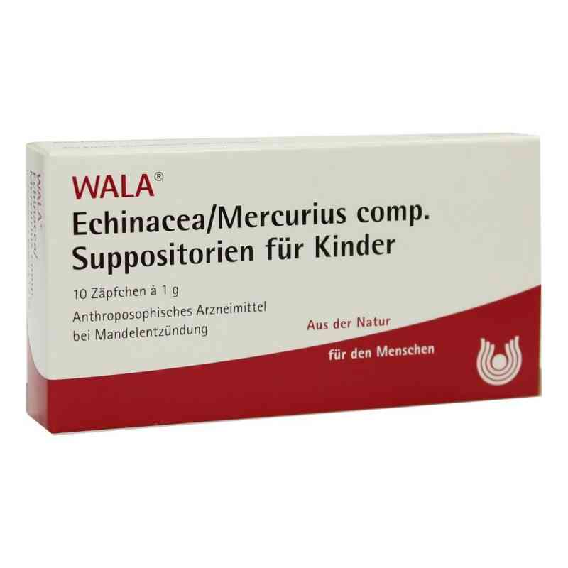 Echinacea/merc. Comp. Suppositorium  Kdr.  bei versandapo.de bestellen