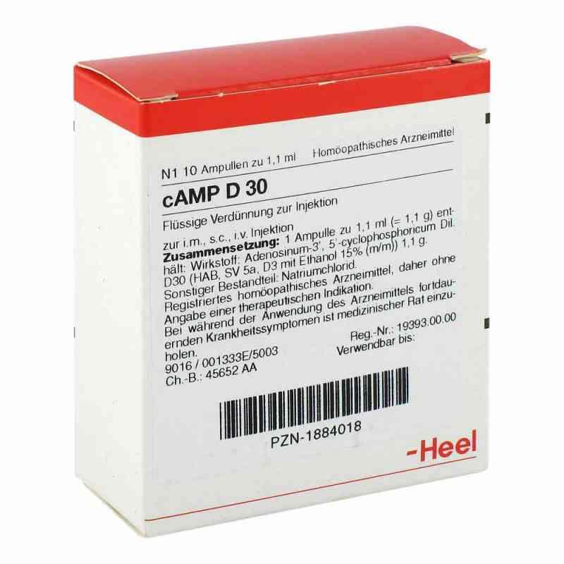 Camp D 30 Ampullen  bei versandapo.de bestellen