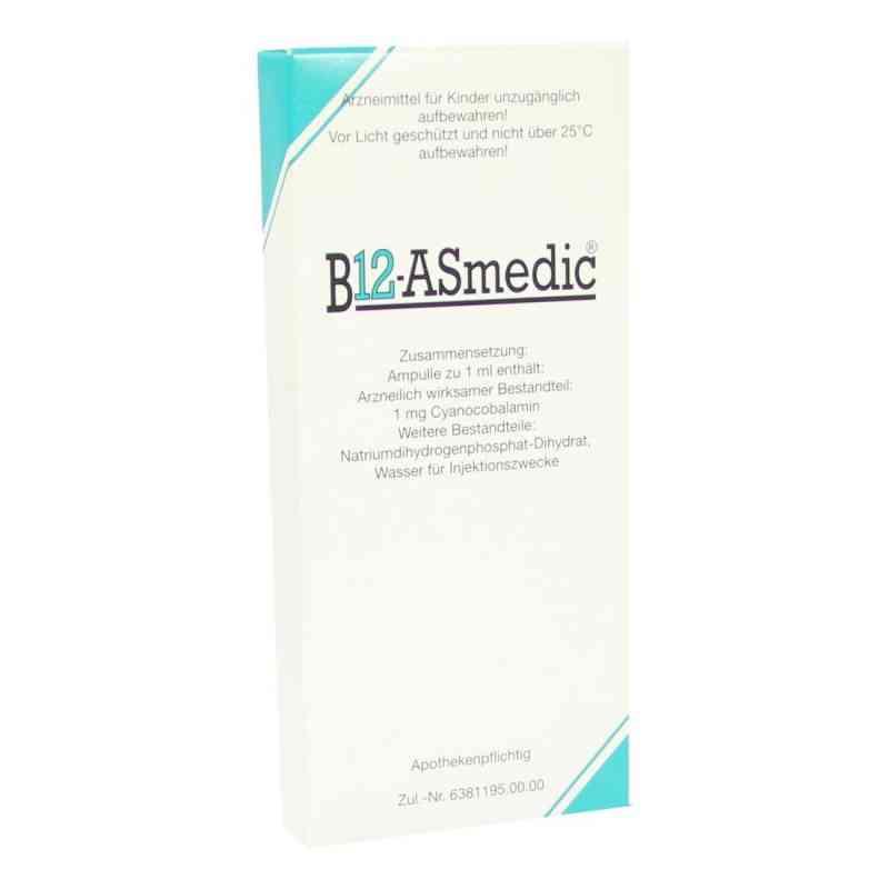 B12 Asmedic Ampullen  bei versandapo.de bestellen