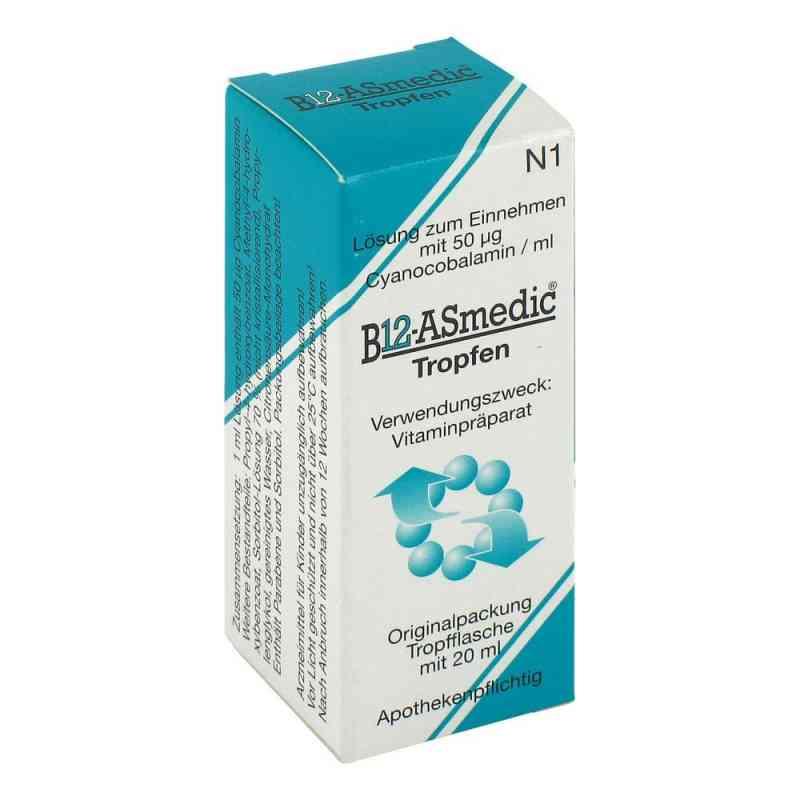 B12 Asmedic Tropfen zum Einnehmen  bei versandapo.de bestellen