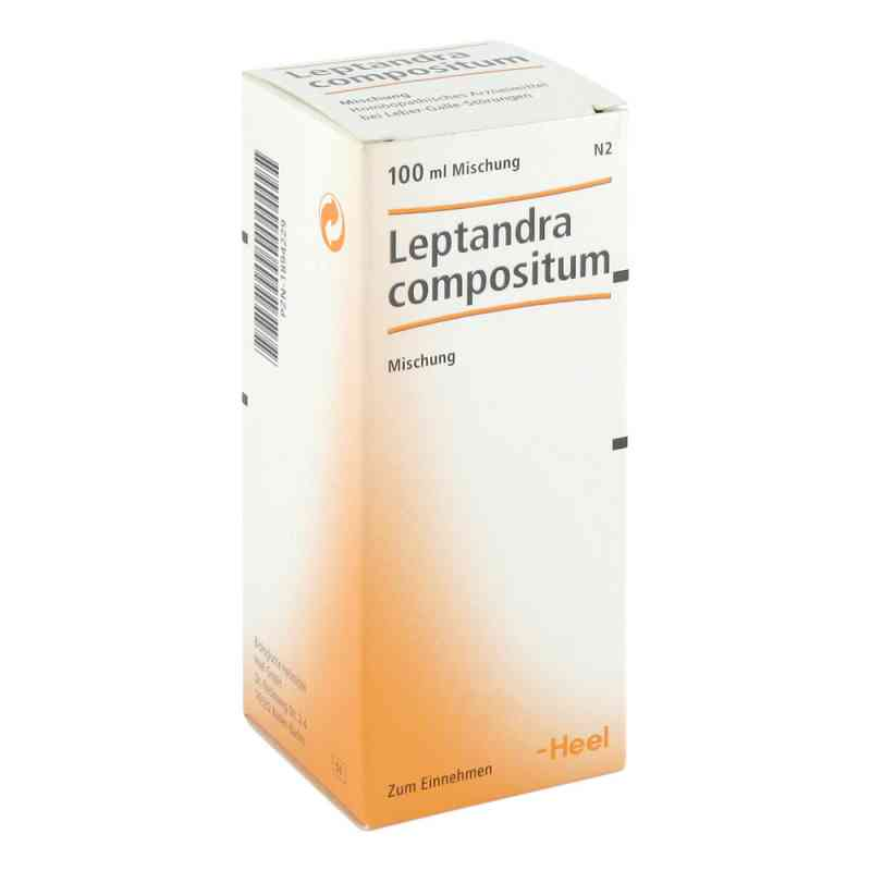 Leptandra Compositum Tropfen  bei versandapo.de bestellen