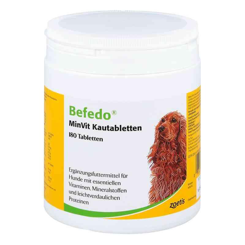 Befedo Minvit für Hunde  Kautabletten  bei versandapo.de bestellen