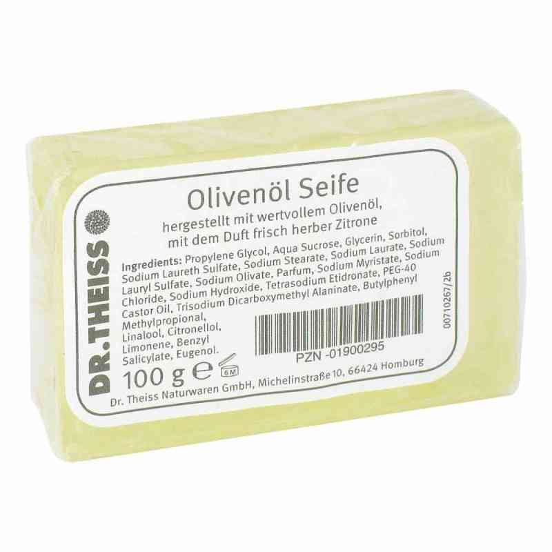 Dr.theiss Olivenöl-seife  bei versandapo.de bestellen