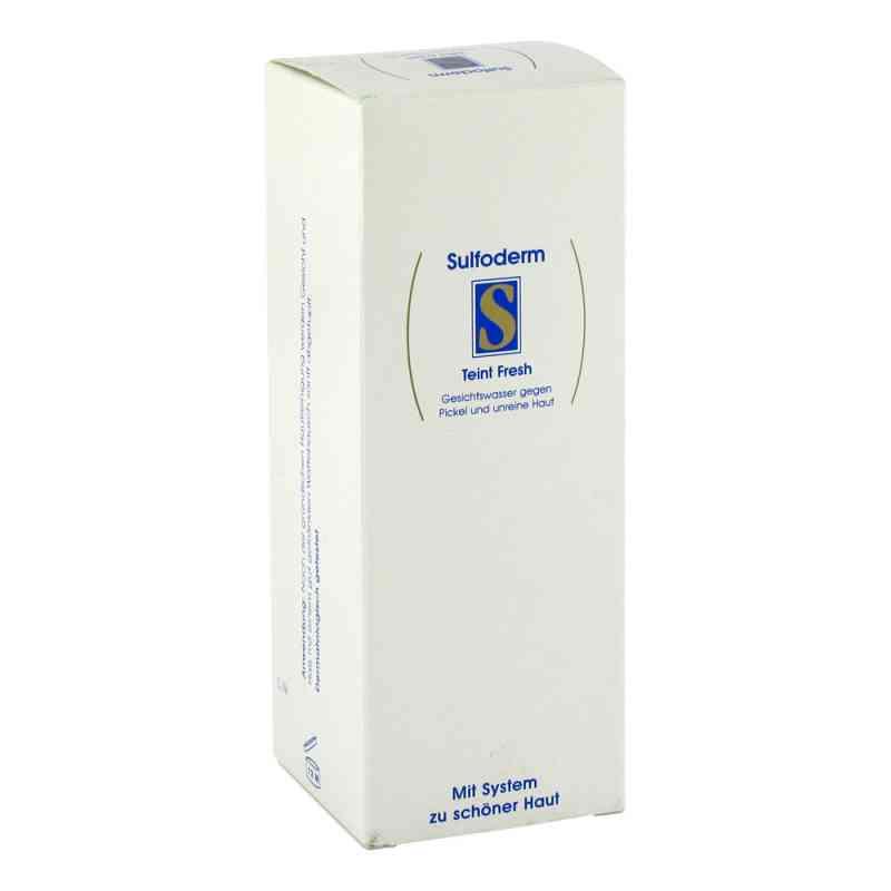 Sulfoderm S Teint Fresh Gesichtswasser  bei versandapo.de bestellen