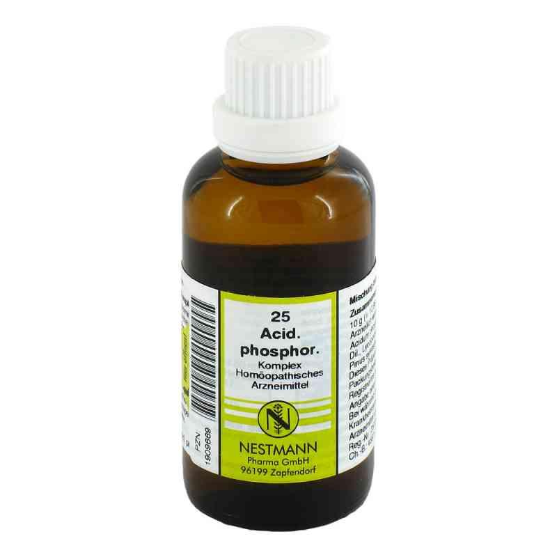 Acidum Phosphoricum Komplex Nummer  25 Dilution  bei versandapo.de bestellen