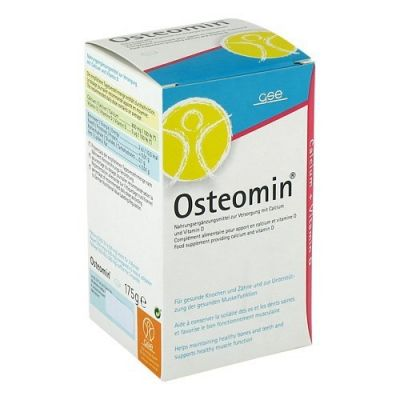 Osteomin Tabletten  bei versandapo.de bestellen