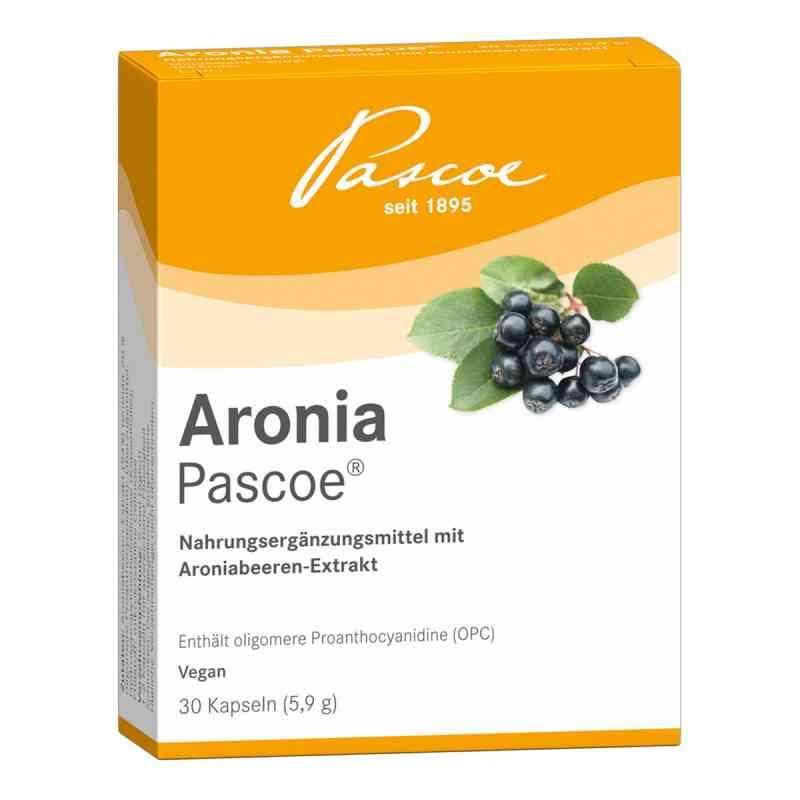 Aronia Pascoe Kapseln  bei versandapo.de bestellen