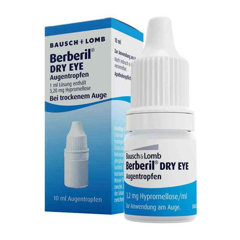 Berberil Dry Eye Augentropfen  bei versandapo.de bestellen