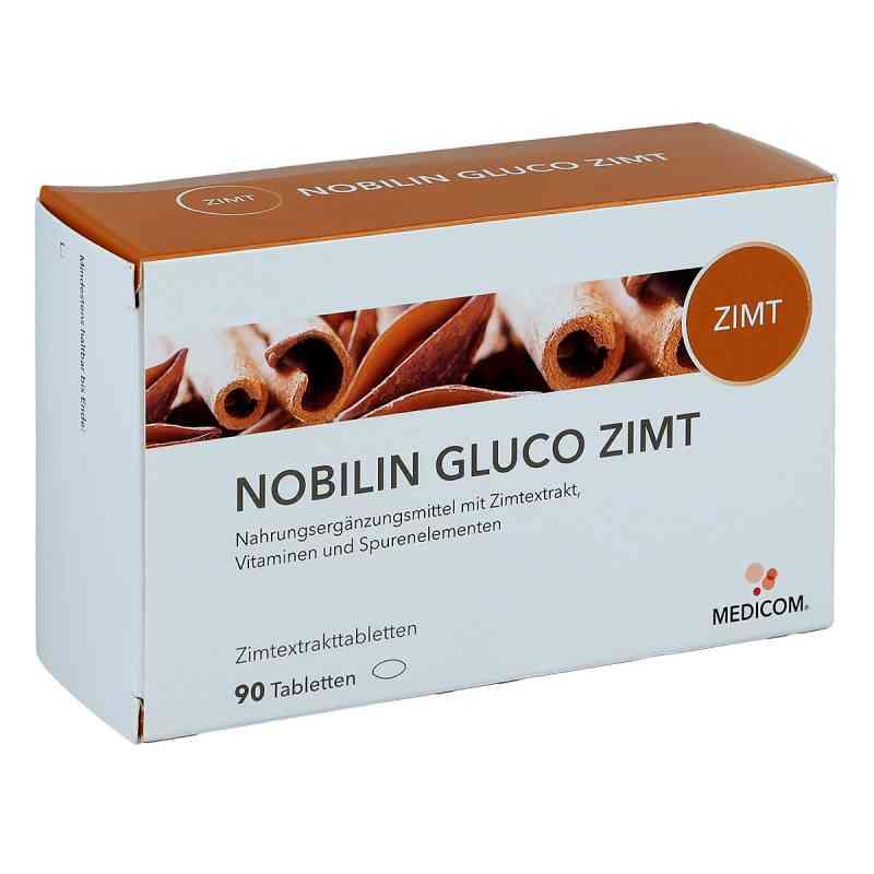 Nobilin Gluco Zimt Tabletten  bei versandapo.de bestellen