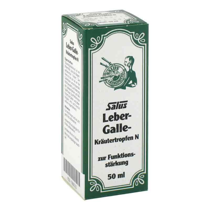 Leber Galle Kräutertropfen N Salus  bei versandapo.de bestellen