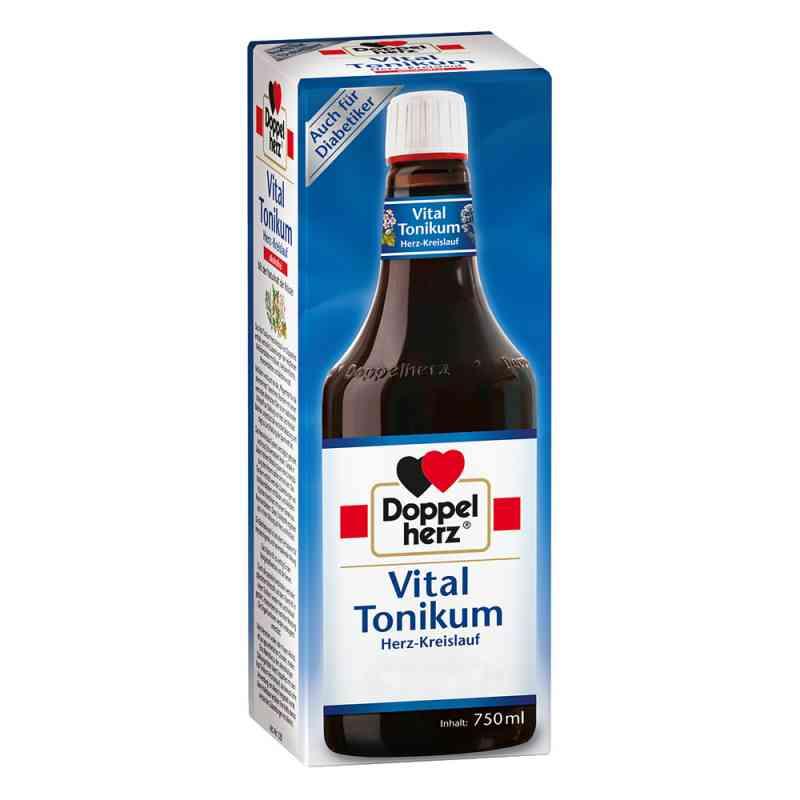 Doppelherz Vital Tonikum Herz-Kreislauf alkoholfrei  bei versandapo.de bestellen