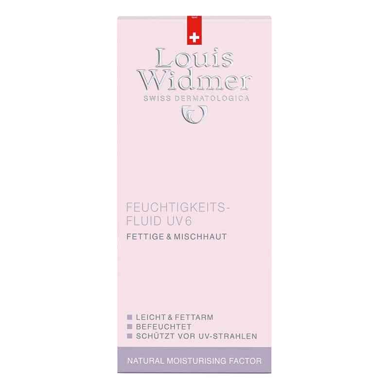 Widmer Feuchtigkeitsfluid Uv6 leicht parfümiert  bei versandapo.de bestellen