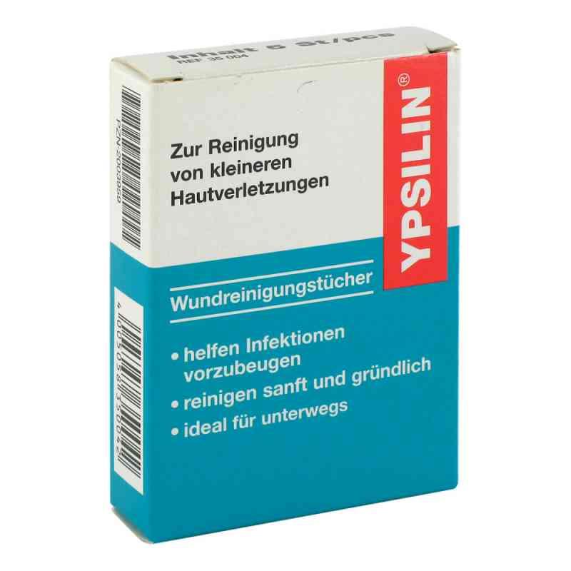 Ypsilin Wundreinigungstücher  bei versandapo.de bestellen