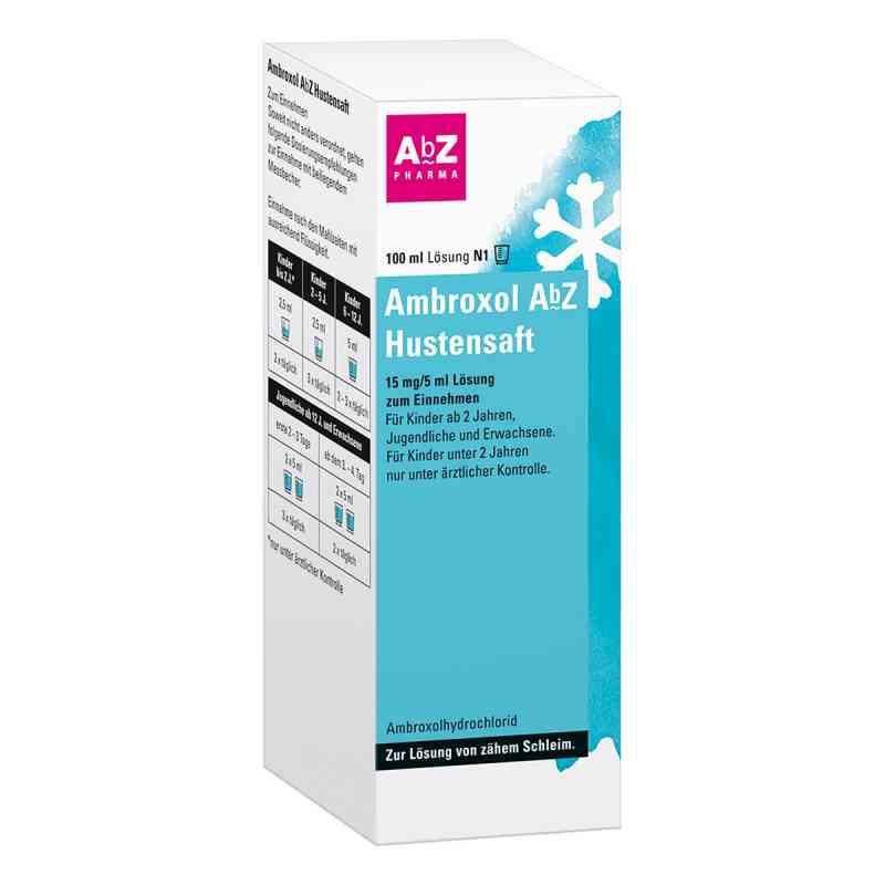 Ambroxol AbZ Hustensaft  bei versandapo.de bestellen