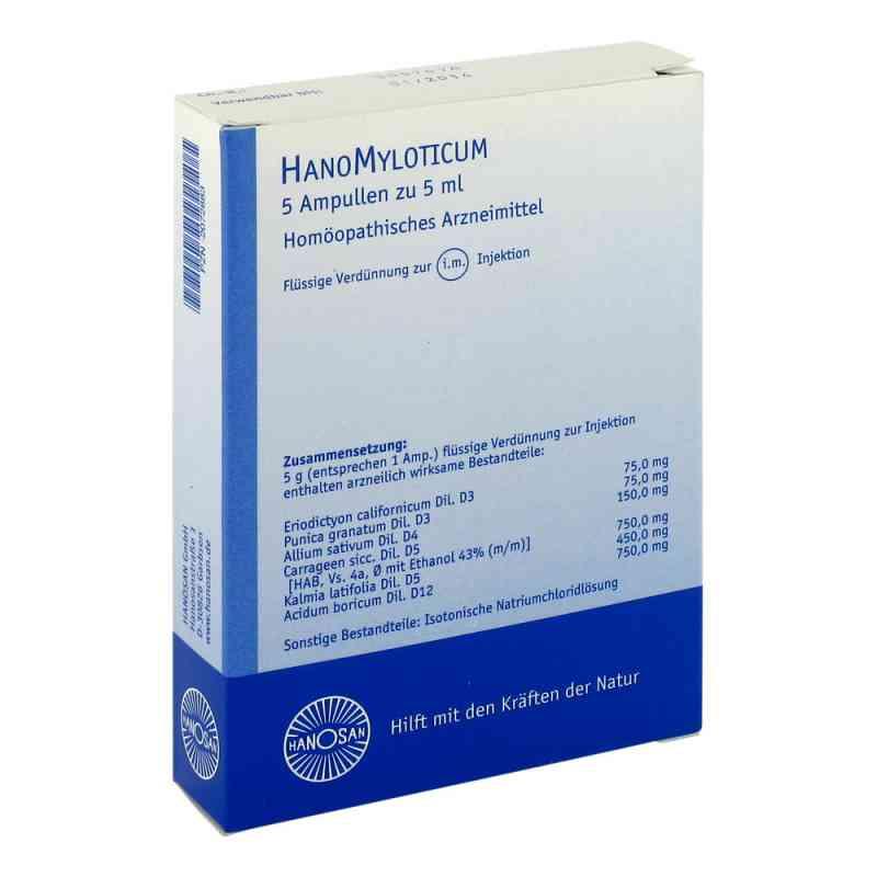 Hanomyloticum Injektionslösung  bei versandapo.de bestellen