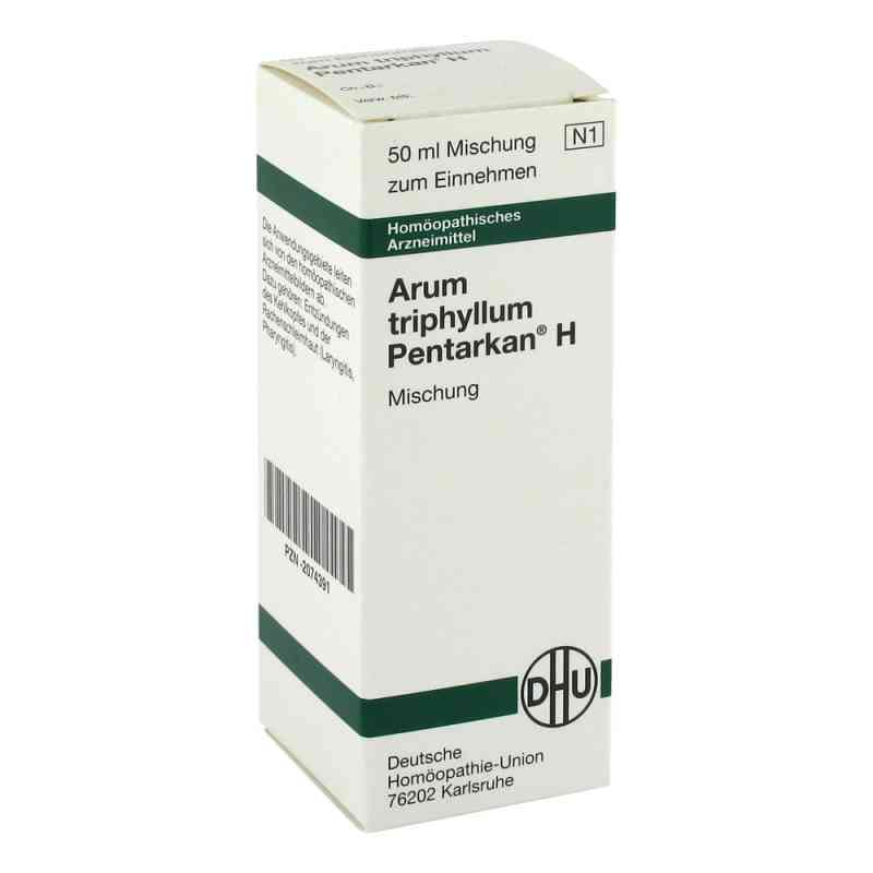 Arum Triphyllum Pentarkan H Dilution  bei versandapo.de bestellen