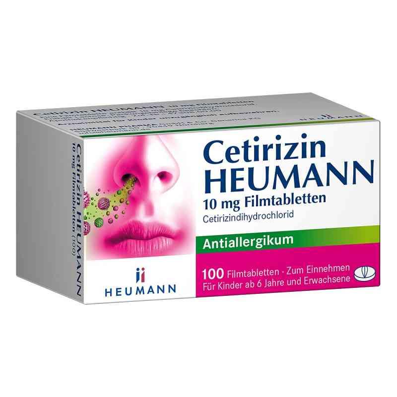 Cetirizin Heumann 10mg  bei versandapo.de bestellen