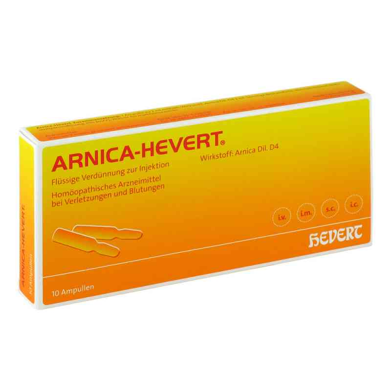 Arnica Hevert Ampullen  bei versandapo.de bestellen