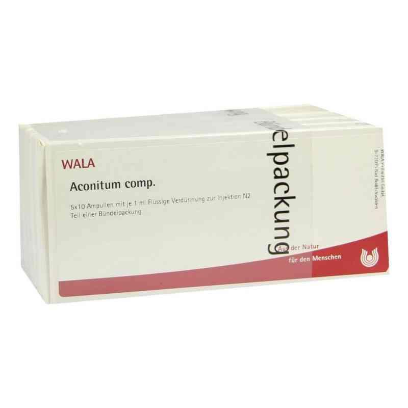 Aconitum Comp. Ampullen  bei versandapo.de bestellen