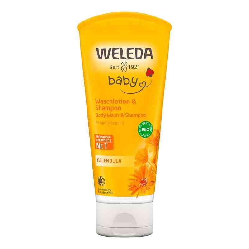 Weleda Calendula Waschlotion & Shampoo  bei versandapo.de bestellen