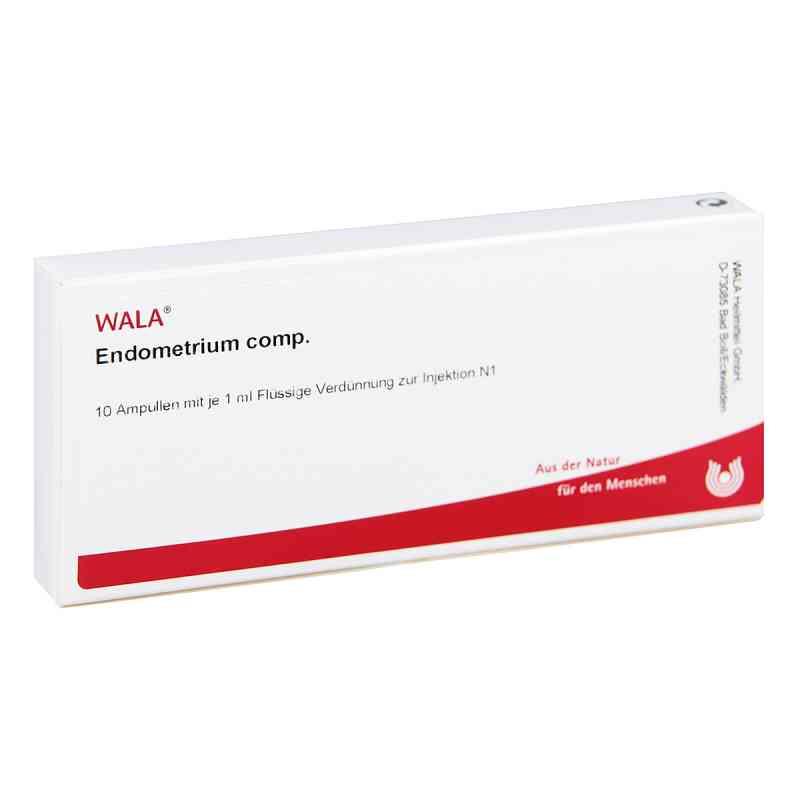Endometrium Comp. Ampullen  bei versandapo.de bestellen