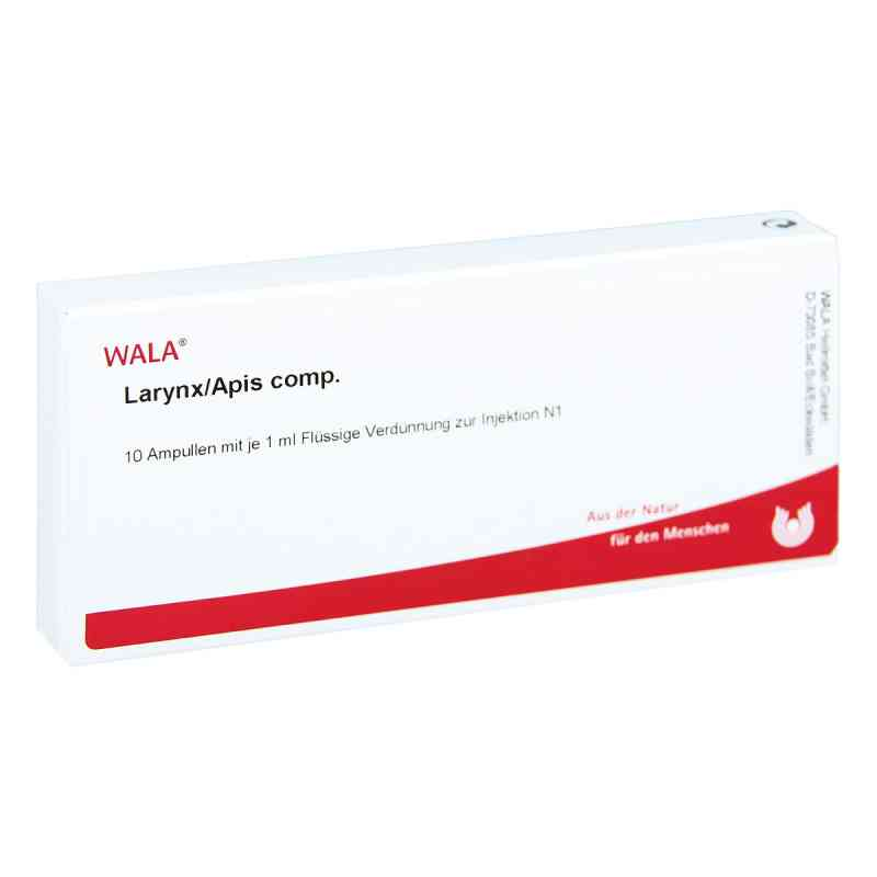 Larynx/apis Comp. Ampullen  bei versandapo.de bestellen