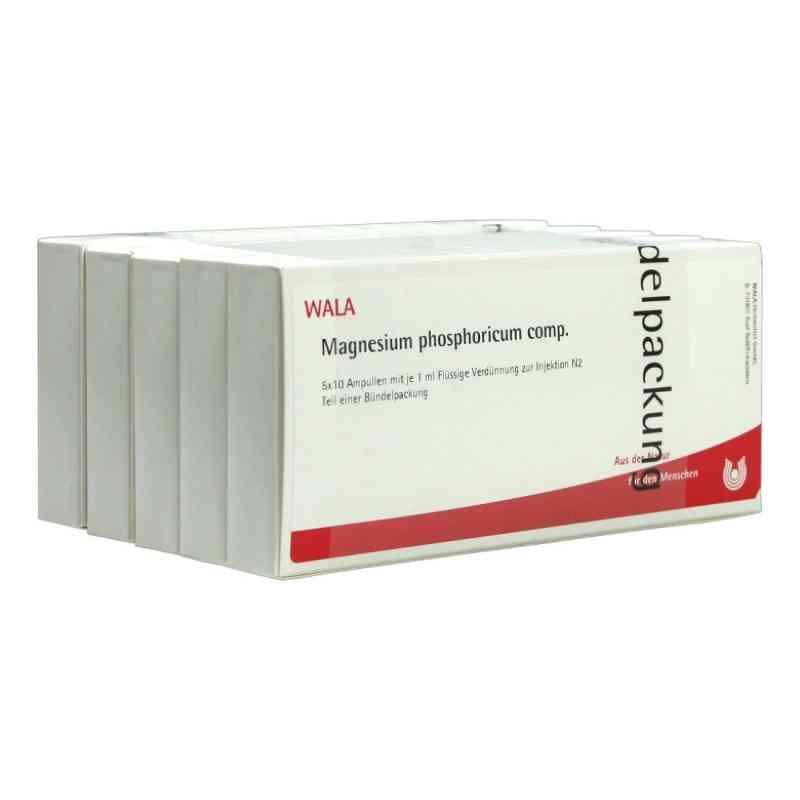 Magnesium Phos. Comp. Ampullen  bei versandapo.de bestellen