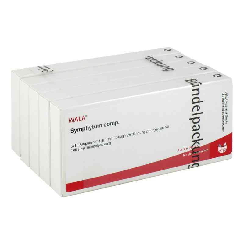 Symphytum Comp. Ampullen  bei versandapo.de bestellen