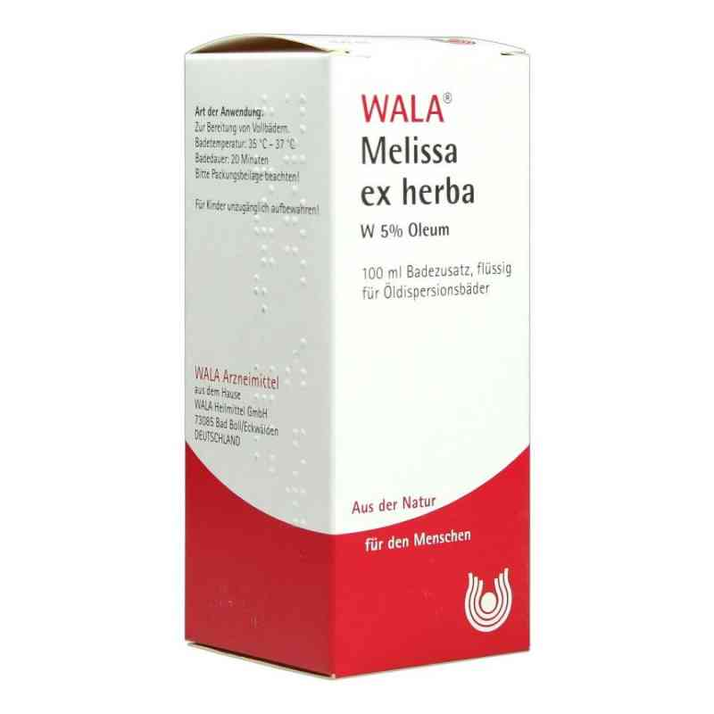 Melissa Ex Herba W 5% Oleum  bei versandapo.de bestellen