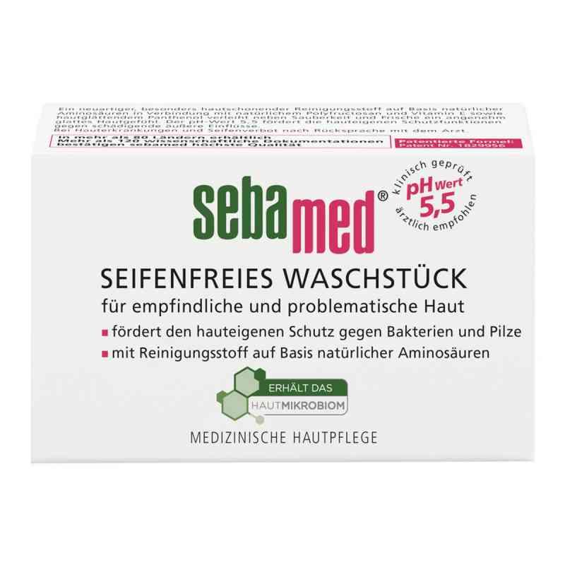 Sebamed seifenfreies Waschstück  bei versandapo.de bestellen