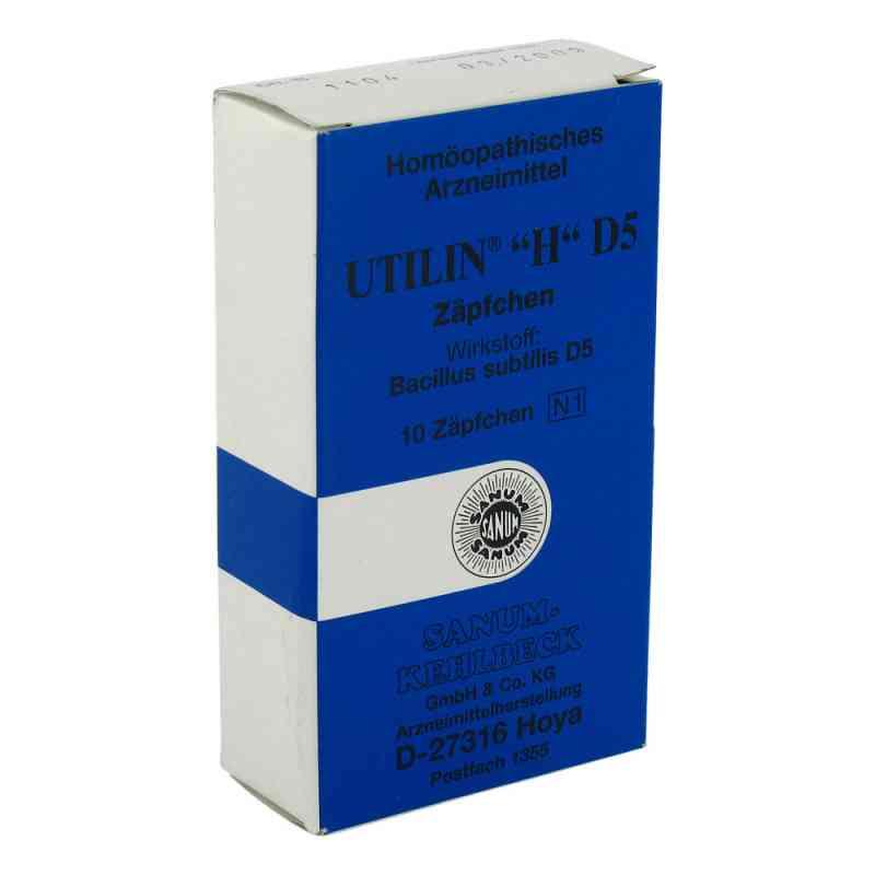 Utilin H D 5 Suppositorien  bei versandapo.de bestellen