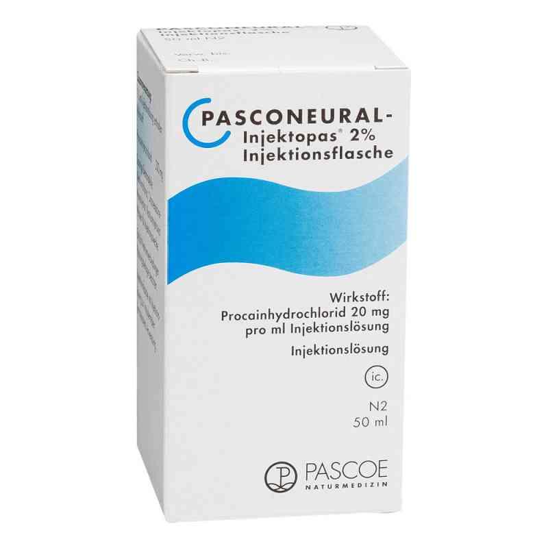 Pasconeural Injektopas 2% Injektionsflaschen  bei versandapo.de bestellen