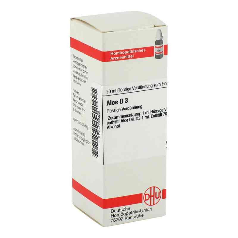 Aloe D 3 Dilution  bei versandapo.de bestellen