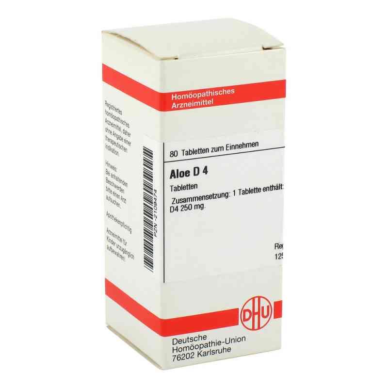 Aloe D 4 Tabletten  bei versandapo.de bestellen