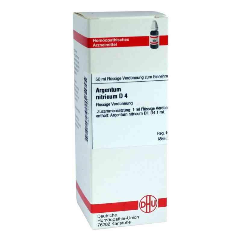 Argentum Nitricum D 4 Dilution  bei versandapo.de bestellen