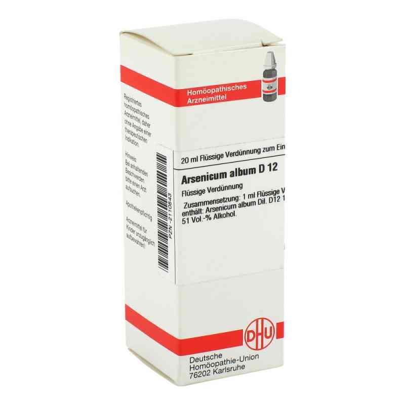 Arsenicum Album D 12 Dilution  bei versandapo.de bestellen