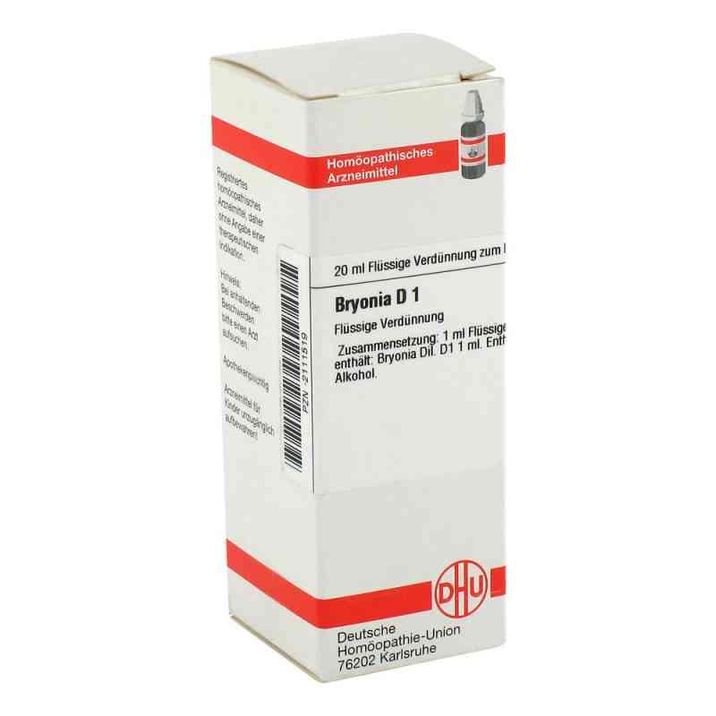 Bryonia D 1 Dilution  bei versandapo.de bestellen