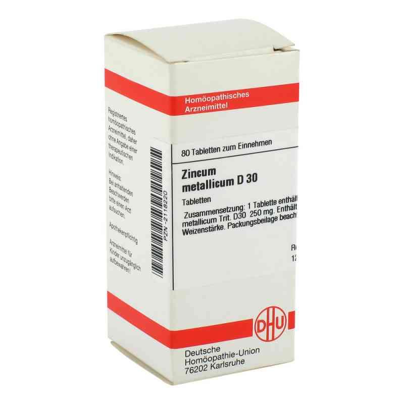 Zincum Metallicum D 30 Tabletten  bei versandapo.de bestellen