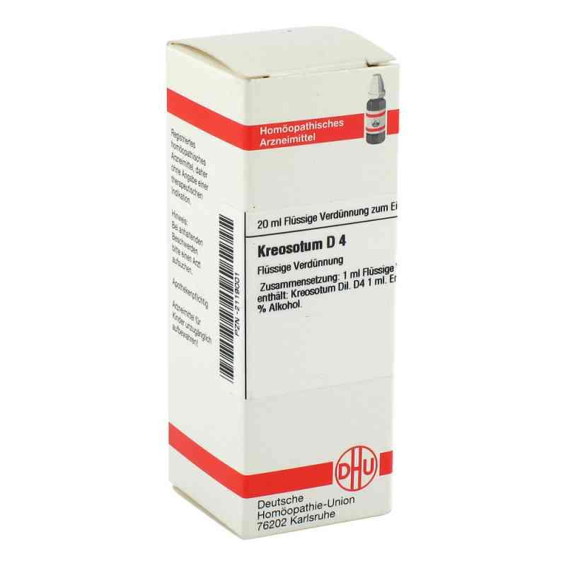Kreosotum D 4 Dilution  bei versandapo.de bestellen