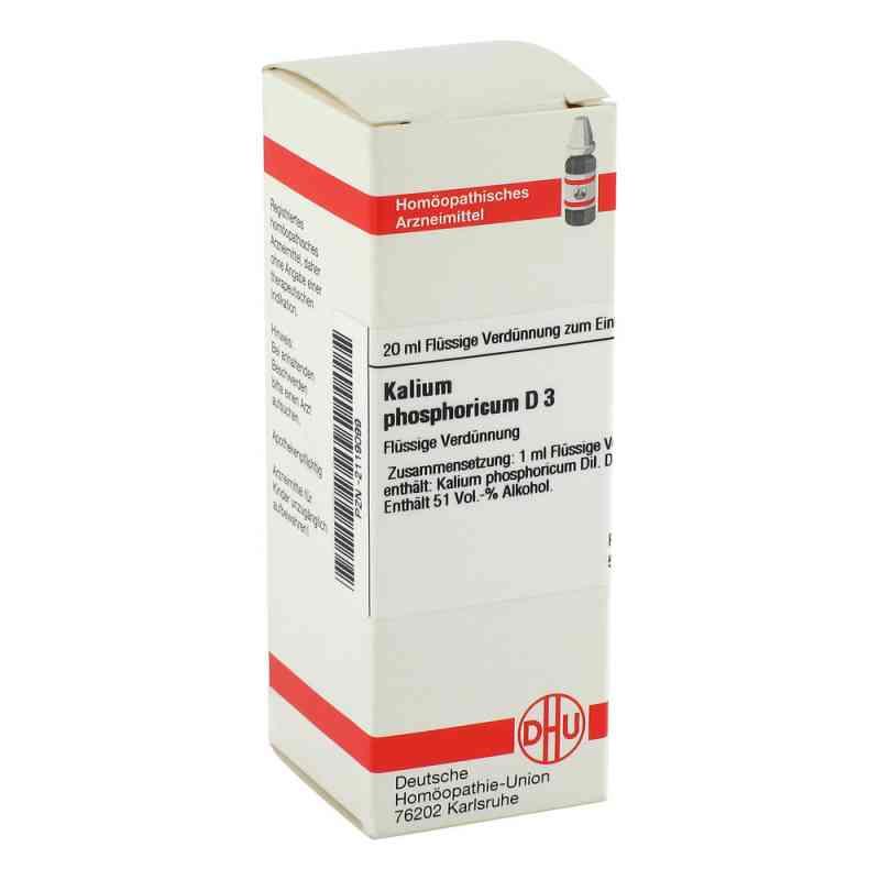 Kalium Phosphoricum D 3 Dilution  bei versandapo.de bestellen