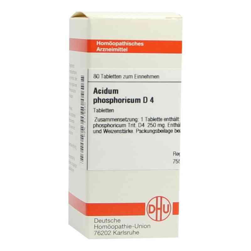 Acidum Phosphoricum D 4 Tabletten  bei versandapo.de bestellen