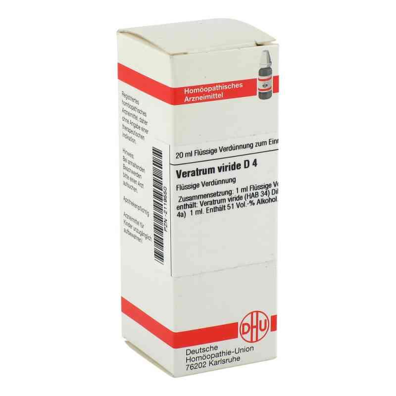 Veratrum Viride D 4 Dilution  bei versandapo.de bestellen