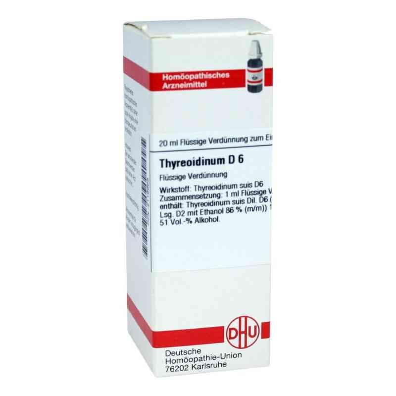 Thyreoidinum D 6 Dilution  bei versandapo.de bestellen