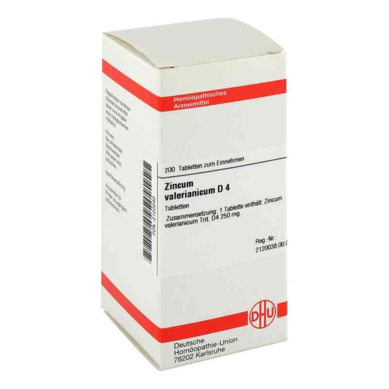 Zincum Valerianicum D 4 Tabletten  bei versandapo.de bestellen