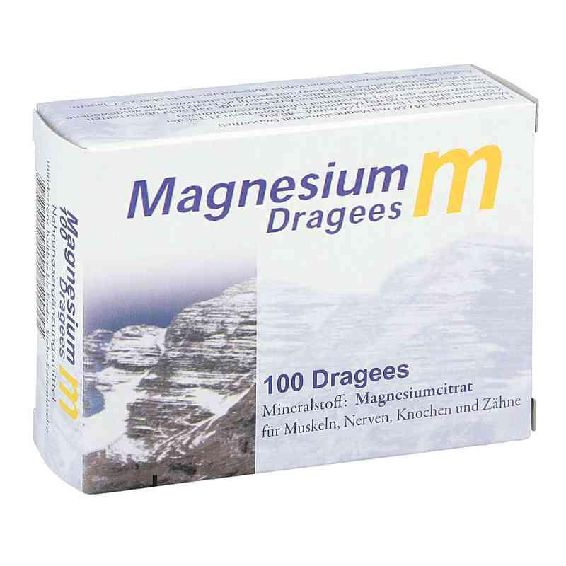 Magnesium M Dragees  bei versandapo.de bestellen
