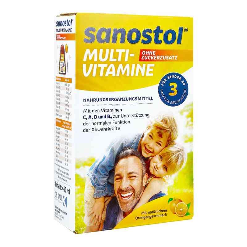 Sanostol ohne Zuckerzusatz Saft  bei versandapo.de bestellen