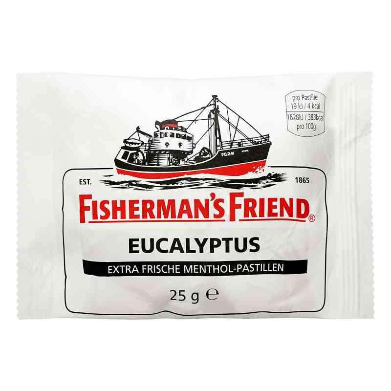 Fishermans Friend Eucalyptus mit Zucker Pastillen  bei versandapo.de bestellen